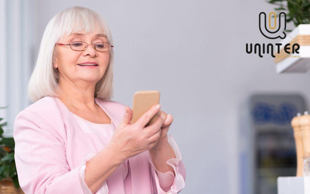 Domótica para nuestros mayores