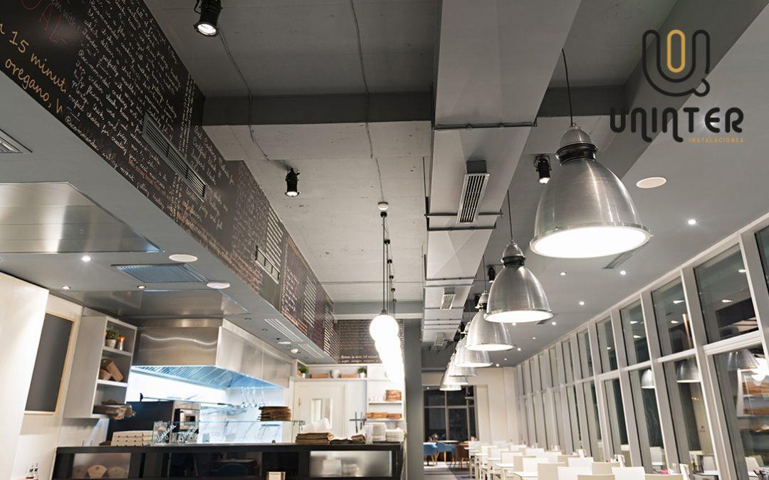 Climatización restaurantes