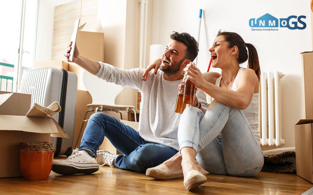 Los millennials prefieren alquilar que comprar